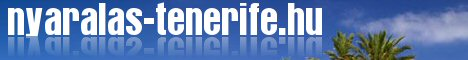 Nyaralás-tenerife.hu - Információs oldal Teneriféről